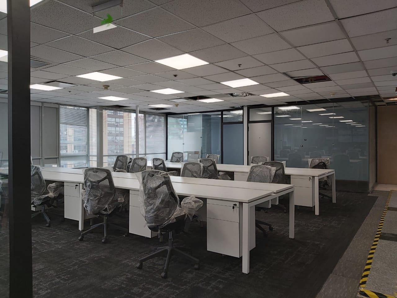 diseño y construcción de oficinas