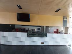 remodelación cafeteria