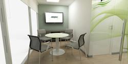 diseño sala de reuniones