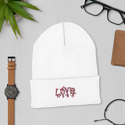 Loved Collection Cuffed Beanie