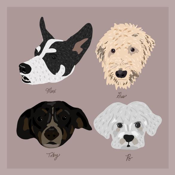 Woody Pups