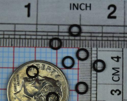 3.7 mm Tippet Rings