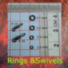 Buy rings & swivels