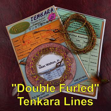 Furled Tenkara Lines.JPG