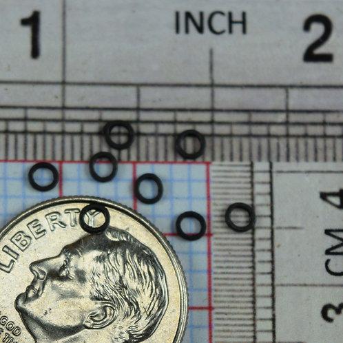 Tippet Rings             2.5 mm O.D.