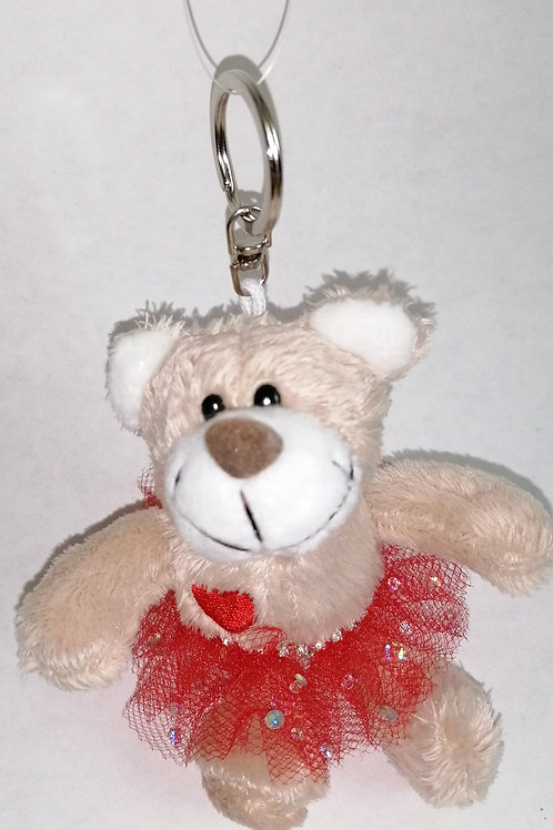 KEY HOLDER made by Annick - Bear - Size S