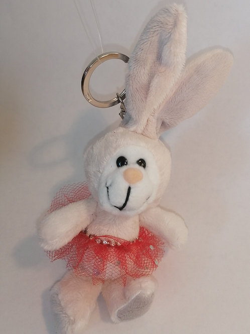 KEY HOLDER made by Annick - Rabbit - Size S