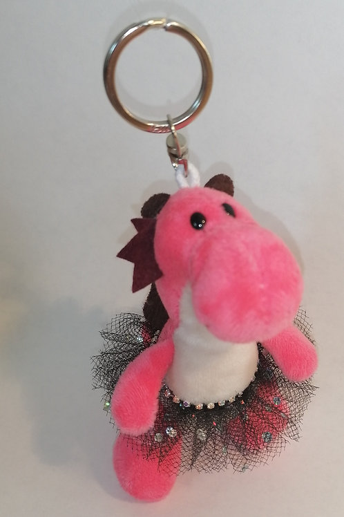 KEY HOLDER made by Annick - Dragon - Size S