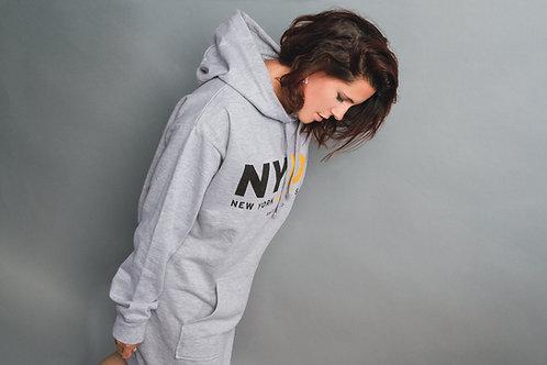 NYDS Essentials -  Women - Hoodie Dress