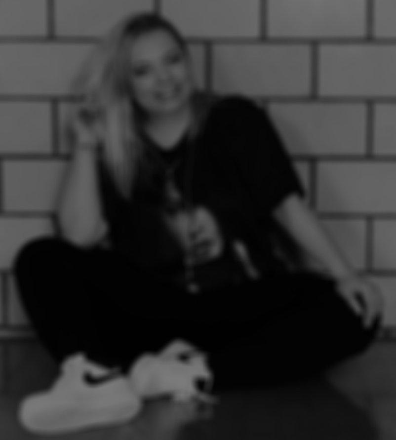 Me blurry