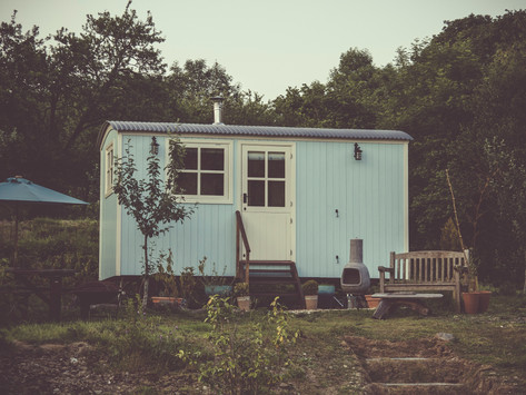 Tips for Living in a Tiny House: #1 Don't!