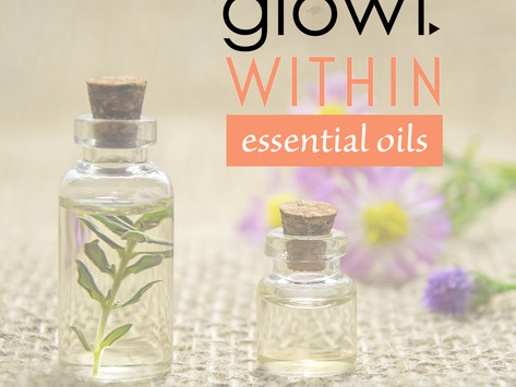 Glowt Within Essential Oils: Relieve Stress, Lift a Car Over Your Head