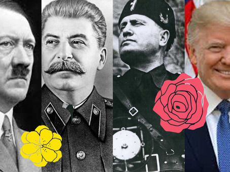 Four Spring Looks Inspired by Murderous Dictators