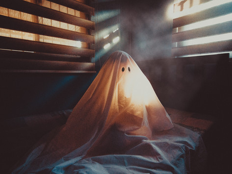 Reduce Your Carbon Footprint by Becoming a Ghost