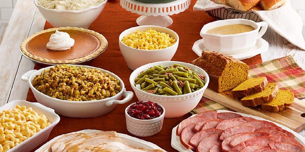 Pre-Thanksgiving Shabbat