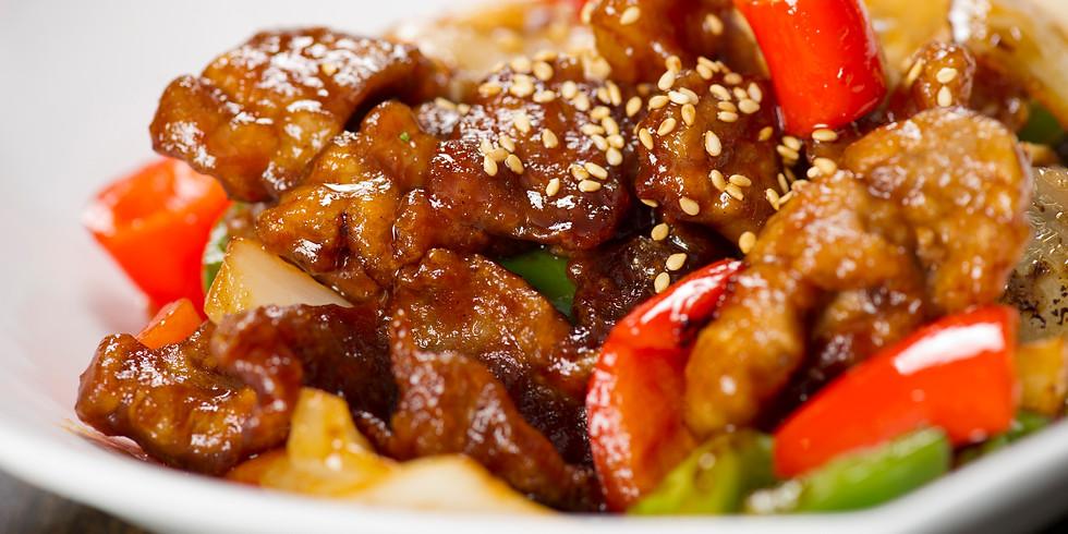 Chinese Shabbat Dinner