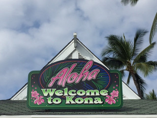 Thoughts from Kona - Part 1