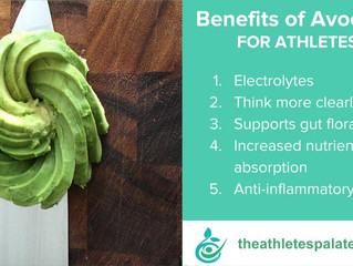 Avocado for Athletes