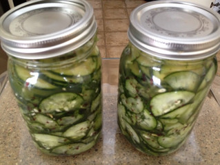 Fermented Food Series #1 - Pickles