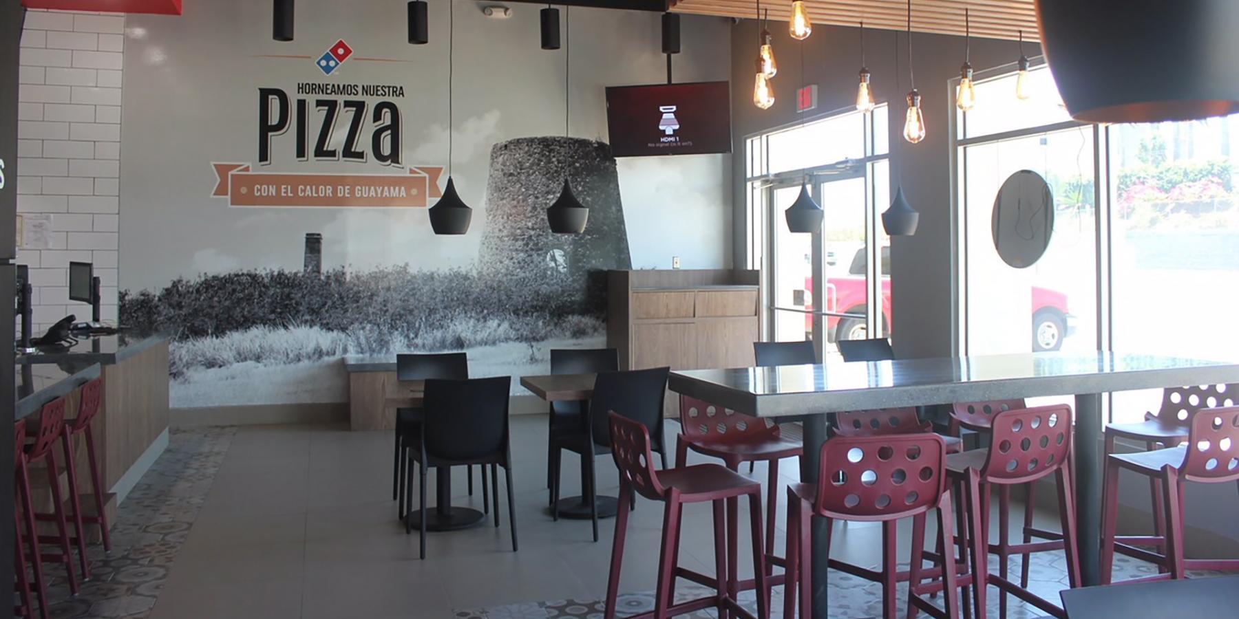 Pizzaria em Porto Rico