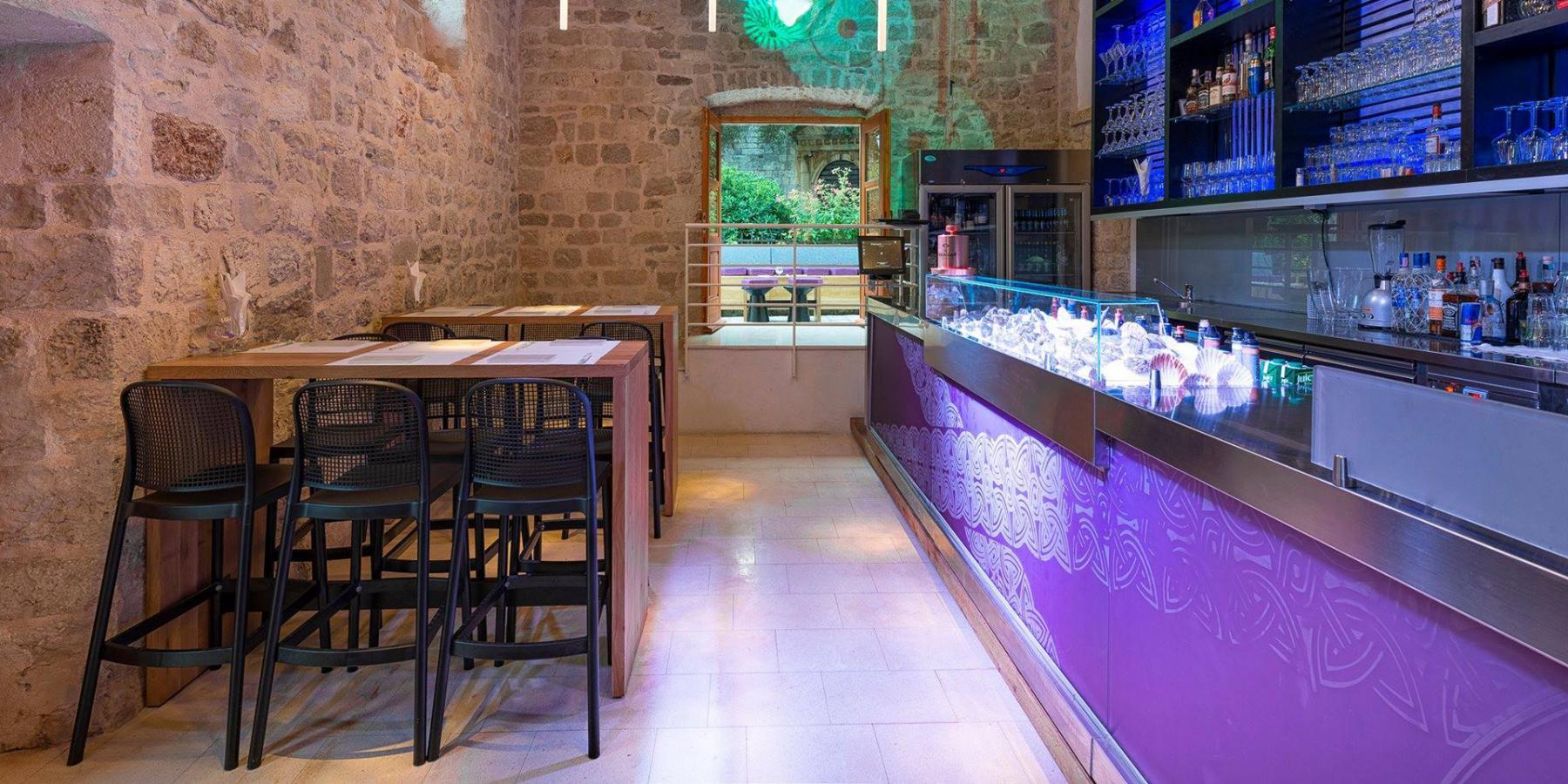 Sushi e Oyster bar Rozeta