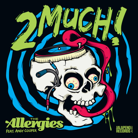 2 MUCH! (FEAT. ANDY COOPER)