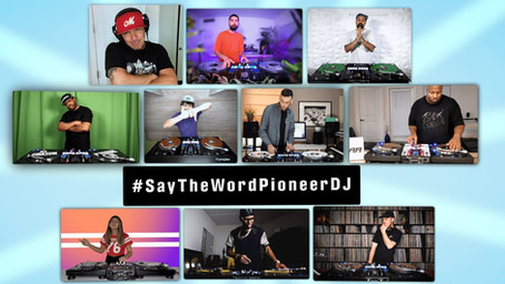 The Allergies & Pioneer DJ team up in huge 10-way DJ remix of 'Say The Word'