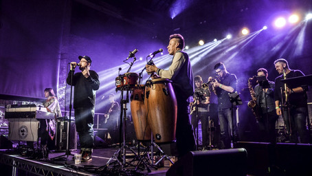Smoove & Turrell line up live tour for 2021