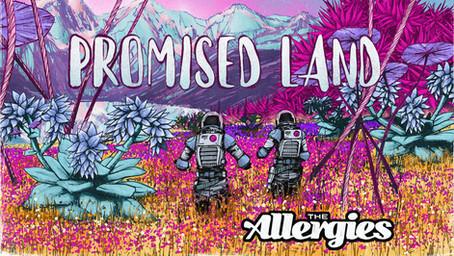 Album Pre-order: The Allergies - Promised Land