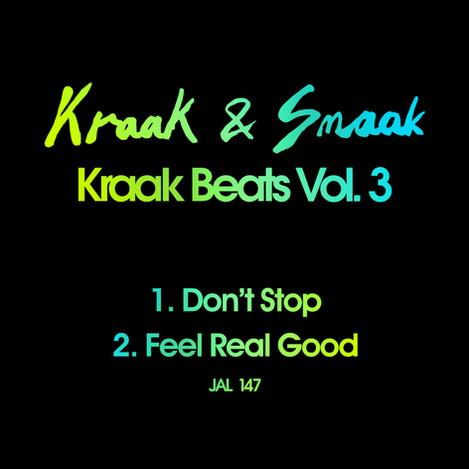KRAAK BEATS VOL.3