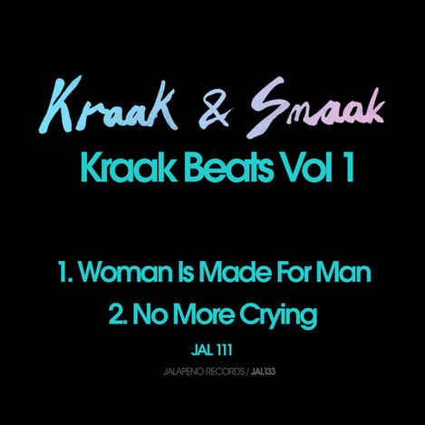 KRAAK BEATS VOL.1