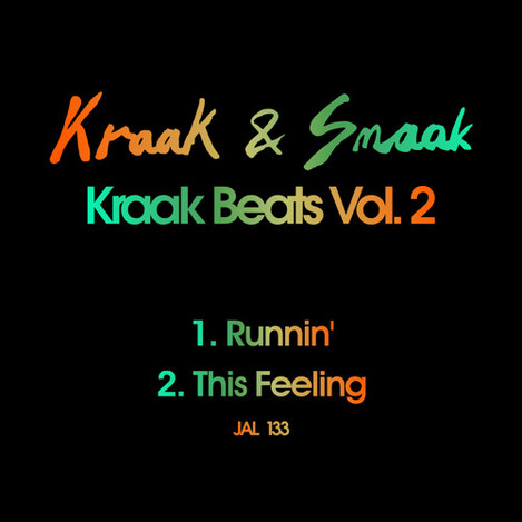 KRAAK BEATS VOL.2