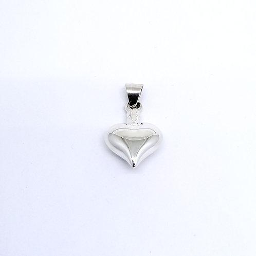 Corazon de punta para ceniza o perfume