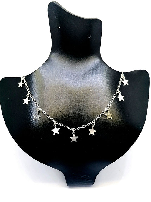 Collar  cinturón de estrellas