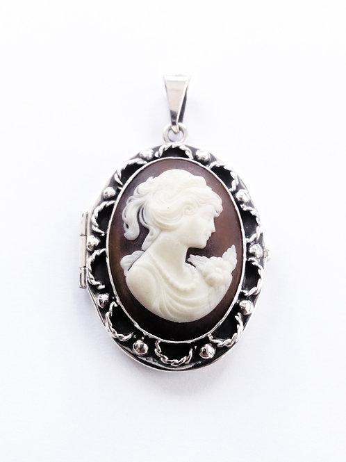 Medallon Camafeo Grande