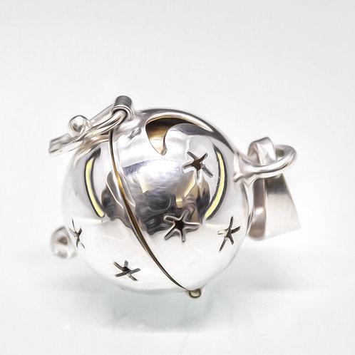 Llamador de Angel Luna y Estrellas