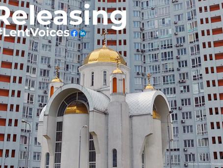 #LentVoices Releasing