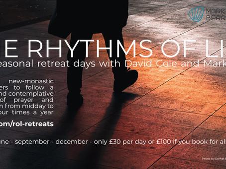 The Rhythms of Life - retreats