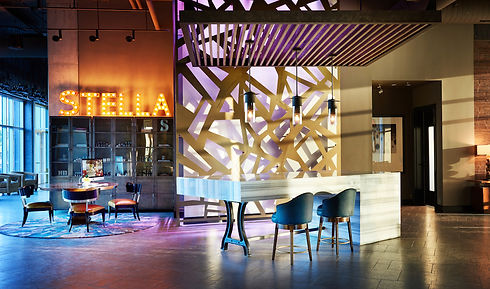The Stella Hotel - a boutique accomodation experience in Bryan-College Station, Texas.