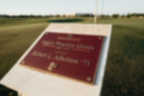 Traditions Club and Community, home to Texas A&M Golf, Aggie Golf practice green, 12th Man Foundation