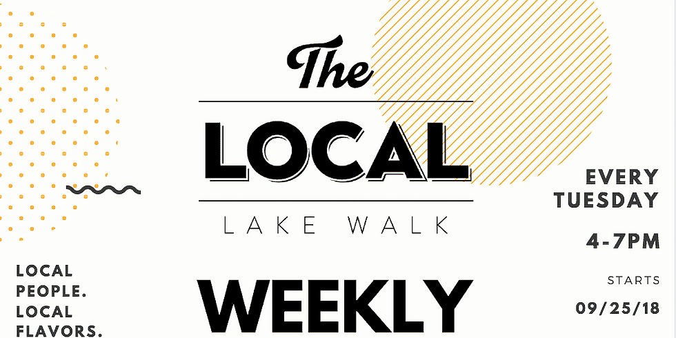 The Local | Weekly Artisan Market