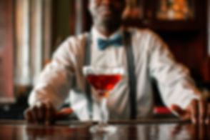 Hershel's at The Stella Hotel in Bryan, Texas, craft cocktails, bourbon, bar, happy hour, speakeasy, live music
