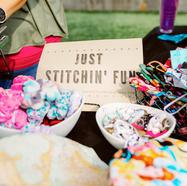Just Stitchin' Fun