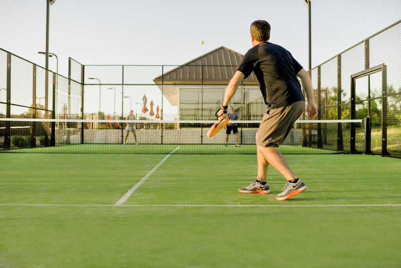 Tennis at Traditions Club