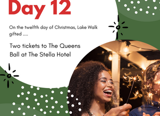 On the Twelfth  Day of Giveaways Lake Walk Gifted .....A One Night Stay At The Stella Hotel