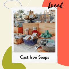 Cast Iron Soaps