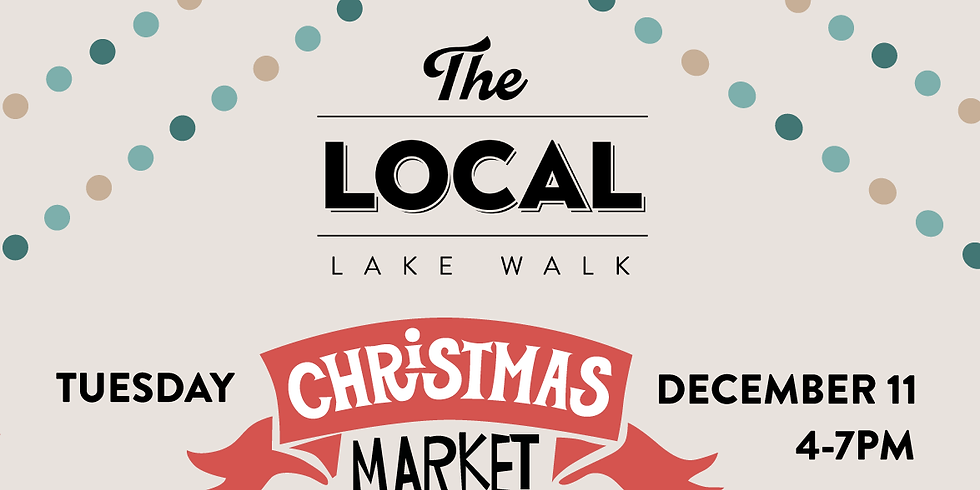 The Local | Christmas Market