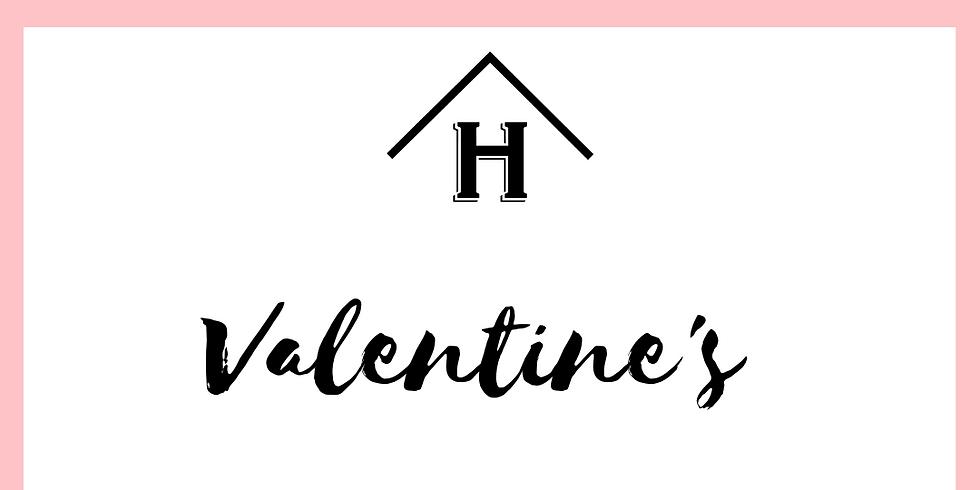 Speakeasy Valentine's Day