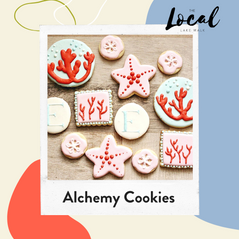 Alchemy Cookies