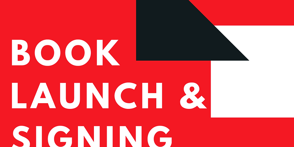 Launchers Book Talk & Signing